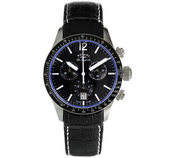 Rotary Men's Swiss Quartz GS90152/04 Chronograph Watch £79.99 @ Argos RRP: £299.99