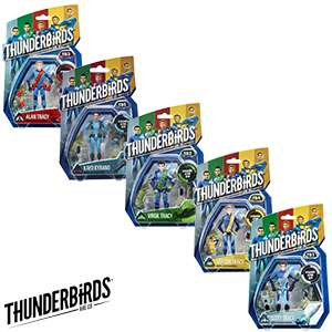 Thunderbirds Are Go Mini Figure - £1.99 @ Home Bargains
