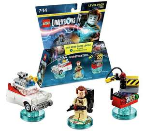 LEGO Dimensions, Ghostbusters, Level Pack - £12.99 (Prime) £14.98 (Non Prime) @ Amazon