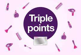 Triple points at Superdrug today!!! All stores!! Online and instore
