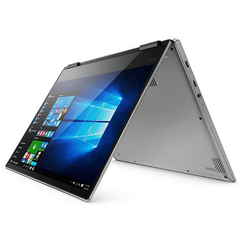 Lenovo Yoga 720, FHD IPS screen, 8th gen i7 8550u, 8GB RAM, 256 SSD  £849.95 @ John Lewis