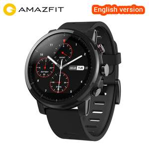 Amazfit Stratos Multi Sport Watch £123.81 (US 169.99) from Aliexpress  Store: amazfit Official Store