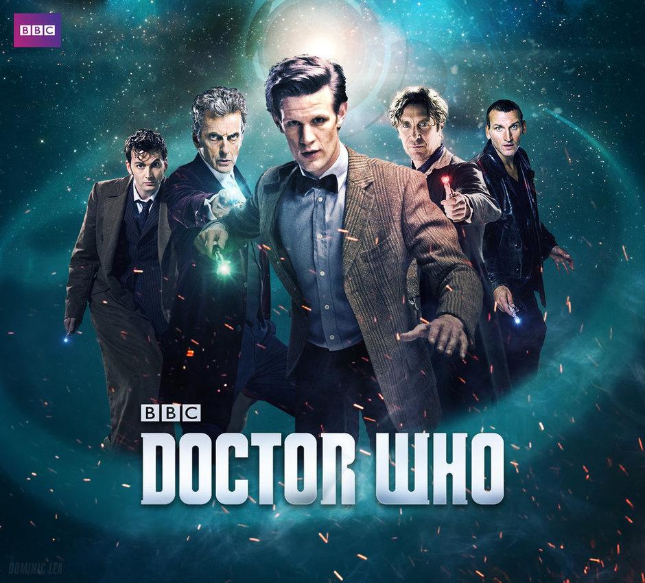 Dr. Who digital seasons 1-5 and 6-10 £16.99 each at Google Play