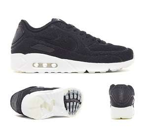Mens Nike Air Max 90 Ultra Breathe Trainers Black size 8 59.99 delivered @ Foot Asylum were £104.99