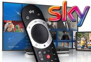 Sky Sports, sky Sports HD, Sky Entertainment and HD - additional £40pm (min 18 month contract)