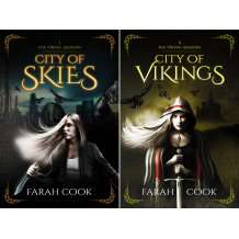 Save £13 -   Excellent VIKING ASSASSIN SERIES -  City of Skies Book 1  & City of Vikings Book 2 Kindle Editions - Both Free @ Amazon