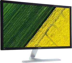 "ACER RT280Kbmjd 4K Ultra HD 28"" LED Monitor **10% DISCOUNT CODE ADDED** - £252 @ Currys"