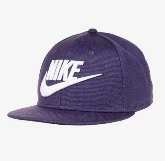 Adult Unisex Nike Sportswear Futura True SnapBack hat £11.99 delivered at Zalando Red / Purple