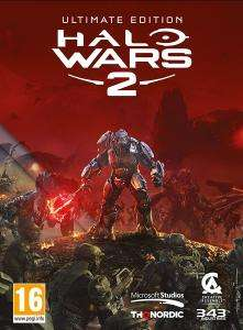 Halo Wars 2: Ultimate Edition (Xbox One/PC) - £14.99 / £14.24 with fb code at cdkeys