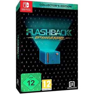 Flashback 25th Anniversary Collector's Edition (Pre-Order) - Nintendo Switch - £28.99 @ 365games
