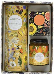 Crabtree & Evelyn Specially at Breakfast Selection Gift Set - £10 Prime / £14.85 non-Prime