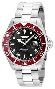 Invicta Pro Diver Men's Analogue Classic Quartz Watch with Stainless Steel Bracelet - £70 @ Amazon