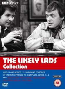 The Likely Lads: Collection (Box Set) [DVD] - £8.99 @ Zoom + 10% off first order