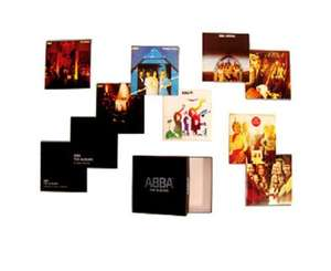 ABBA - the albums 9 cd boxset [amazon] £14.99 prime , £16.98 non prime @ Amazon