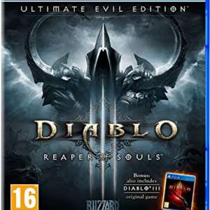 Diablo III (3) Ultimate Evil Edition PS4 £11.85 + free P&P @ eBay/Shopto