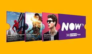 3 months now tv cinema - £9.99 with £7.50 TCB for new customers