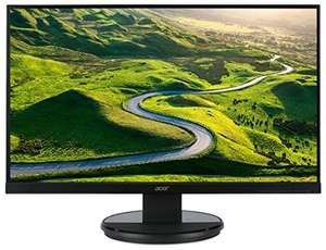 Acer K222HQL 21.5-Inch Full HD Monitor (TN Panel, 5 ms, DVI) - Black - £72.58 @ Amazon