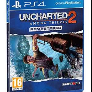 Uncharted 2: Among Thieves Remastered PS4 £5.86 + free P&P @ Shopto