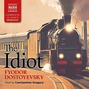 The idiot - Dostoyevsky Audible audiobook for just £2.99 @ Audible
