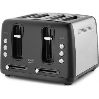 Beko 4 Slice Toaster TAM7401B £21.99 + £1.99 C+C / £3.99 Del @ TJ Hughes