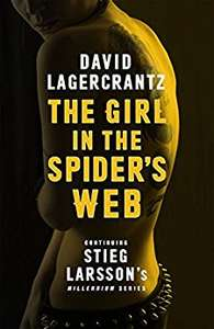"All 4 Stieg Larsson ""The Girl ......."" books on Amazon Kindle For 99p each"