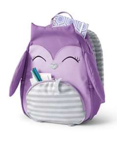 Cute kids backpacks now £9.80 were £24.00 @ Landsend p&p £3.95