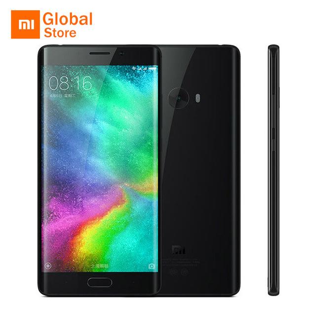 "Original Xiaomi Mi Note 2 Mobile Phone Dual 3D Curved Glass Snapdragon 821 4GB RAM 64GB ROM 5.7"" Flexible Display 22.56MP Camera @ Xiaomi Mi Store / AliExpress"