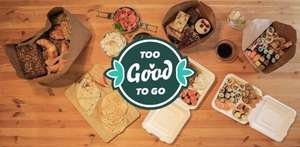 Join the fight against food waste and grab a bargain! @ toogoodtogo