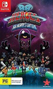 88 HEROES 98 HEROES Edition [Switch] £17.99 @ Game & Amazon
