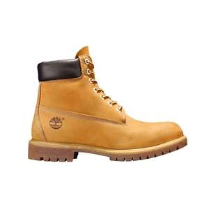 Timberland Classic 6 Inch Premium Original Boot (Men's) - Wheat Nubuck £111 @ Uttings