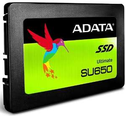 ADATA 480Gb SU650 SSD £96.99 @ eBuyer