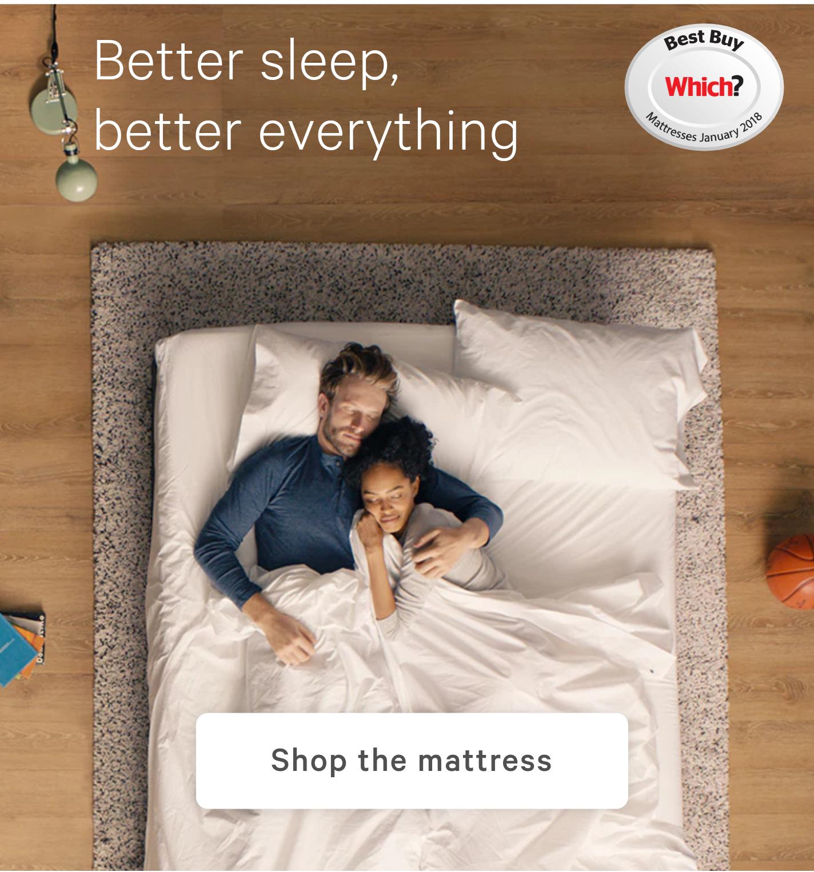 15% off Casper mattresses