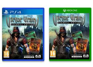 Victor Vran Overkill Edition PS4 / Xbox One for £8.99 delivered @ Game