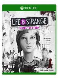 Life is strange: Before the storm complete season - Digital - Xbox One £9.79 (£8.39 for gold members)