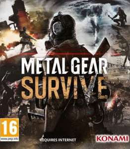METAL GEAR: SURVIVE (PS4/Xbox One) £14.95 @ TheGameCollection + FREE DELIVERY