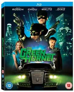 The Green Hornet [Blu-ray] [2011] [Region Free] £2.70 prime / £6.69 non prime Sold by HarriBella.UK.Ltd and Fulfilled by Amazon