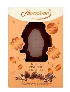 Thorntons Milk Chocolate Egg with Chocolates 208g £2 @ Morrisons