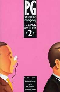 The Jeeves Omnibus - Vol 2: (Jeeves & Wooster) (Jeeves Omnibus Collection) 99p @ Amazon KIndle