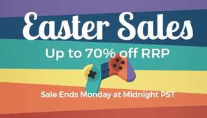 CD Keys Easter Sale