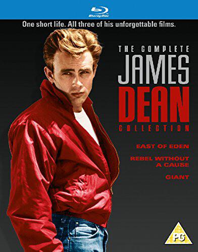 James Dean Collection Blu-ray £12.99 + 99p del @ Zavvi