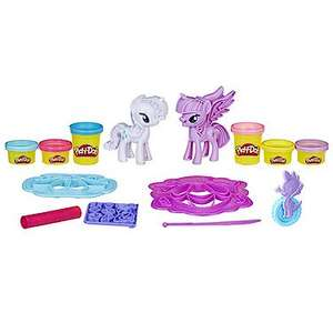 Play doh my little pony fashion fun