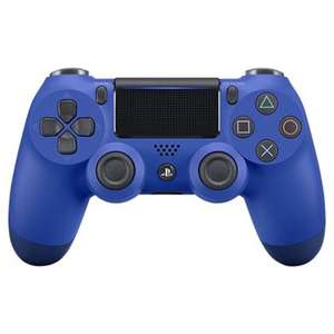 Sony PS4 Official DualShock 4 Controller V2 - Wave Blue or Black or Red + Twin Docking Station PS4 £45 @ Tesco Direct (Free C&C)