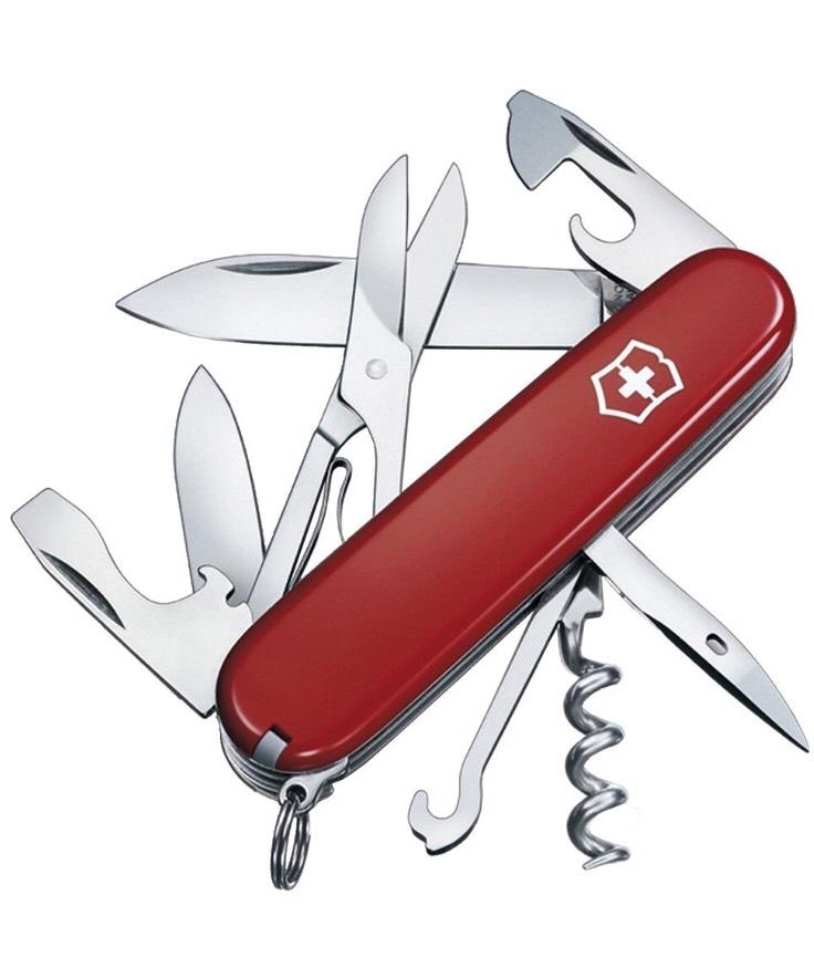 Victorinox Climber Swiss Army Knife £21.16 @ Amazon