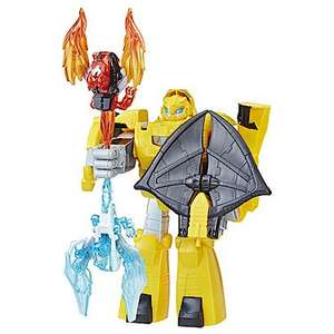 Playskool Heroes Transformers Rescue Bots Knight Watch Bumblebee £14.99 @ The entertainer - Free c&c