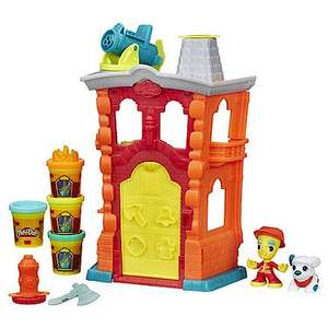 Play-Doh Town Firehouse £8 @ The Entertainer