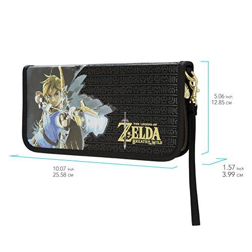 Nintendo Switch Zelda Breath of the Wild Premium Travel Case //  Nintendo Switch Premium Console Case £8.99 prime / £10.98 non prime @ Amazon & Game