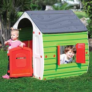 Starplast 109cm High Playhouse £49.99 delivered @ The entertainer