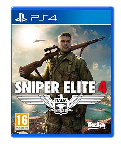 PS4 sniper elite 4 £17.99 prime / £19.98 non prime @ Amazon