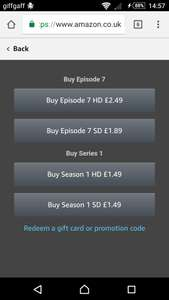 Bing season 1 on amazon £1.49