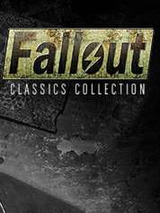 Fallout® Classics Collection (PC) - £2.80 @ Green Man Gaming [Steam Key]
